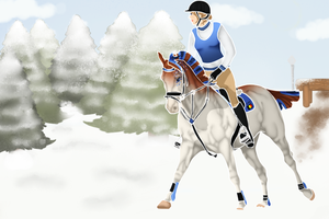 RF Royal Winter Event : Cross-Country by Shamrocky