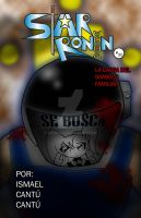 Star Ronin: portada30 by NecroCC