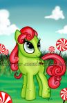 My Little Pony (Peppermint Cherry) by blueliberty