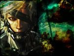 Metal Gear Solid: Rising by zsilee
