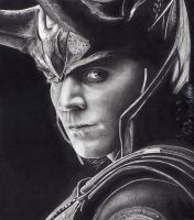 Tom Hiddleston : LOKI by shonechacko