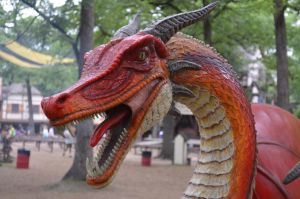 RenFaire Dragon by PoultryChamp