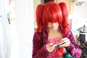 Random Teto Kasane  Cosplay by Moonslife