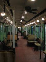 Another Vintage Subway by newyorkx3