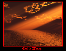 God's Mercy by VoxendCroise