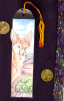 Fennec fox Bookmark 4 sale by DawnFrost