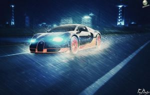 Bugatti Veyron by NO-LooK-PaSS