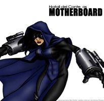 Motherboard by greyweed