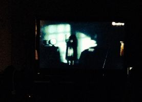 WATCHED THE RING OMFG QVQ by WaffIo