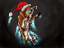 Merry Christmas 2012!! by Electrical--Volttail