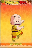 Dragon Ball - Kid Krillin M2 by DBCProject
