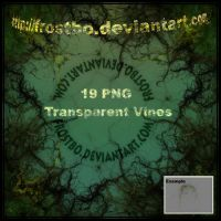 PNG Vines by FrostBo