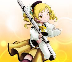 Mami Tomoe by LisVanPiece