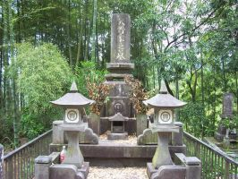 Shinto Grave by Nuklear2012