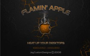 Flamin' Apple by JayCustom