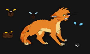 Firestar- Rivalries of you n I by DistortedReveries
