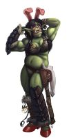 The Avalon Orc 2 - FINAL by BluntieDK