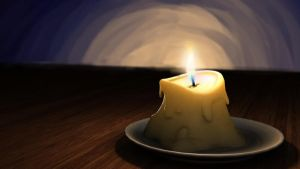 candle by Alal--yohow
