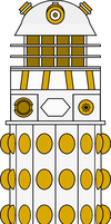 Imperial Dalek 1 by WALLE1Doctor1Who