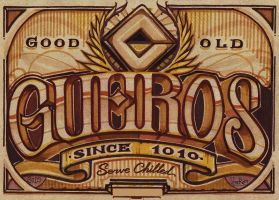 gueros label by gueros84