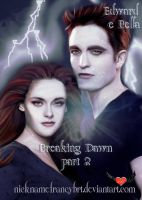 Edward and Bella Breaking Dawn Part 2 by NicknameFrancyBrt