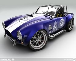 55 Cobra by AfroAfroguy