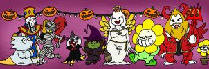 Halloween Party by LiLLi-ViLLa
