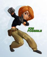 Kim Possible by CYCOMarts