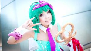 Ranka Lee - Kira Magic by lavena-lav