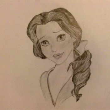 Belle  by PixieDustxox