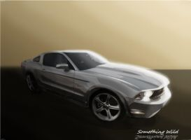 Mustang GT by SomethingWild7
