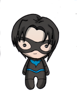 Gotham Lovers: Nightwing by Danielle-chan