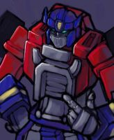 armada- optimus prime by batchix