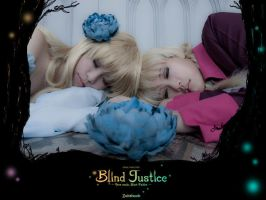 Blind Justice by tsuyin