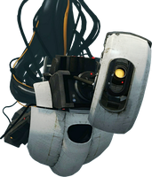 Glados Cutout by EspionageDB7