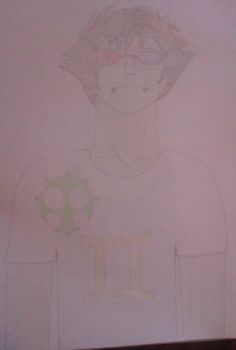 Sollux~ by Morkies