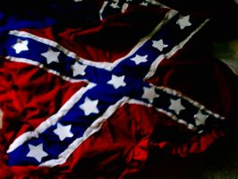 Confederate Flag by fatalvictory