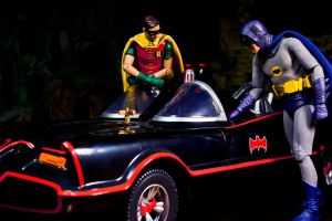Bat-Vember #6: Chicks Dig The Car by Batced