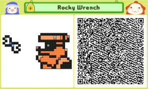 Rocky Wrench QR by JAKtheTerrible
