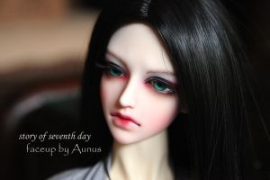 Face up48 by ymglq