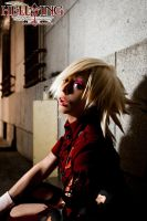 Hellsing Cosplay: Seras Victoria: Night Eats Light by Redustrial-Ruin