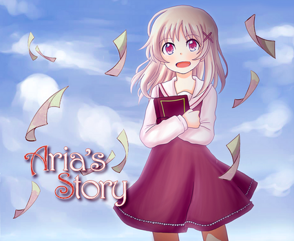 Aria's Story by ximsol182