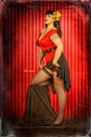 The Scarlet Temptress by Ms-T