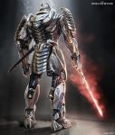 The Wolverine Concept Art - Silver Samurai by 4894938