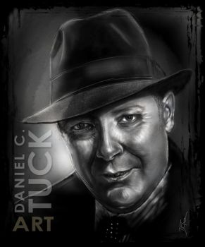 Raymond Red Reddington by dctuck