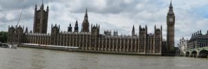 Big Ben area panorama by Silinde-Ar-Feiniel