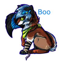 Boo ID by SecretsSecret