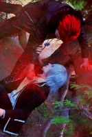 K Project - Burn by Naru-kawaii-chan