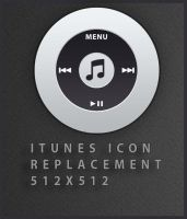 itunes icon by HeikoRademacher