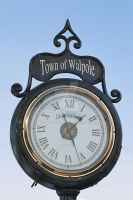 Walpole Clock by AlpoArts